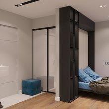Фото из портфолио Квартира студия 39м2 – фотографии дизайна интерьеров на INMYROOM