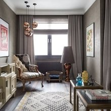 Фото из портфолио Модные апартаменты в Москве – фотографии дизайна интерьеров на INMYROOM