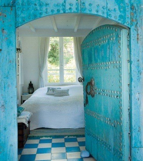 Фотография: Спальня в стиле Восточный, Декор интерьера, Декор дома, Плитка – фото на InMyRoom.ru