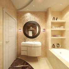 Фото из портфолио Проект типовой 1-комнатной квартиры – фотографии дизайна интерьеров на INMYROOM