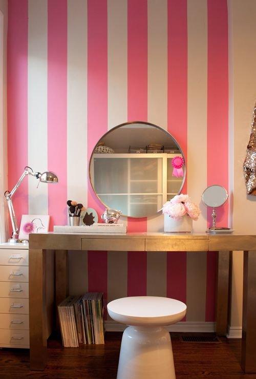 Фотография: Спальня в стиле Современный, Детская, Декор интерьера, Интерьер комнат, Обои – фото на InMyRoom.ru