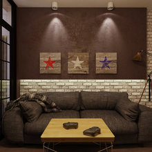 Фото из портфолио Гостиная LOFT – фотографии дизайна интерьеров на InMyRoom.ru