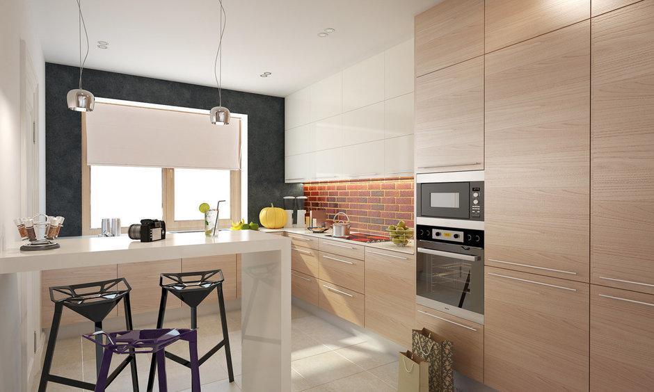 Фотография: Кухня и столовая в стиле Лофт, Современный, Эклектика, Квартира, Дом, Дома и квартиры, IKEA – фото на InMyRoom.ru