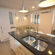 Фотография: Кухня и столовая в стиле Скандинавский, DIY, Малогабаритная квартира, Квартира, Дома и квартиры – фото на InMyRoom.ru