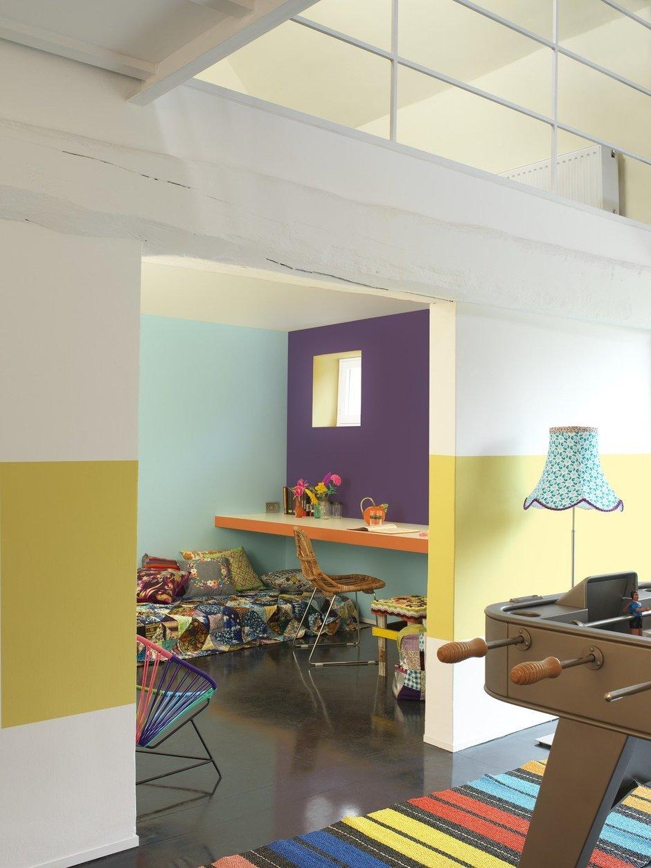 Фотография:  в стиле Прованс и Кантри, Декор интерьера, Дизайн интерьера, Цвет в интерьере, Советы, Dulux, Оранжевый – фото на InMyRoom.ru
