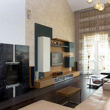 """Фото из портфолио """"Стихии, создающие интерьер: камень, металл, дерево..."""" – фотографии дизайна интерьеров на InMyRoom.ru"""