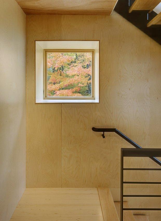 Фото из портфолио Интересное дизайн решение окон – фотографии дизайна интерьеров на INMYROOM