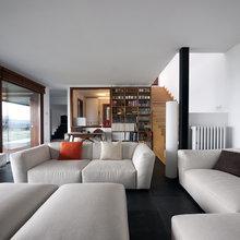 Фото из портфолио House in the Alps – фотографии дизайна интерьеров на INMYROOM