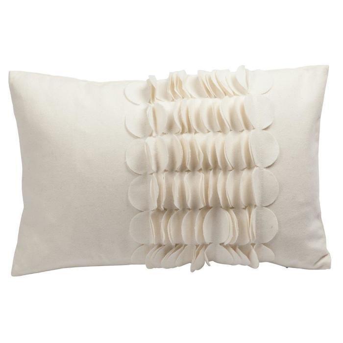 Подушка с объемным узором Giselle