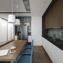 Фотография: Кухня и столовая в стиле Современный, Декор интерьера, Квартира, BoConcept, Дома и квартиры, Проект недели, Ligne Roset – фото на InMyRoom.ru