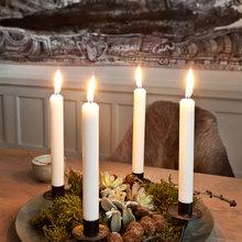 Фотография: Декор в стиле Современный, Декор интерьера, Праздник, Новый Год, Сервировка стола, Украшения – фото на InMyRoom.ru