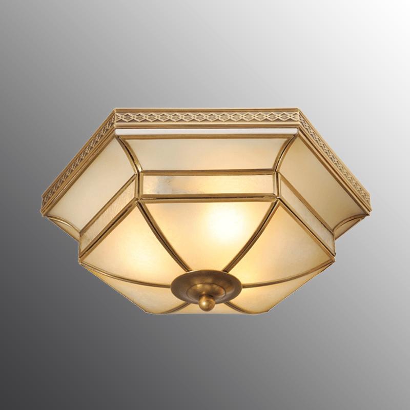 Купить со скидкой Уличный потолочный светильник маркиз