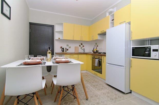 Фотография: Кухня и столовая в стиле Современный – фото на INMYROOM