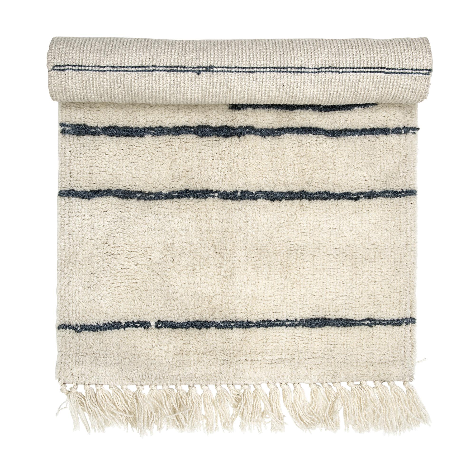 Купить со скидкой Ковер из натуральной шерсти 120х60