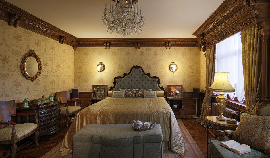 Фотография: Спальня в стиле Прованс и Кантри, Классический, Квартира, Дома и квартиры, Проект недели – фото на InMyRoom.ru