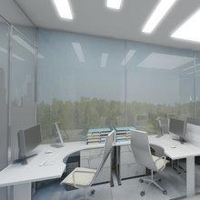 Фотография: Офис в стиле Современный, Цвет в интерьере, Стиль жизни, Советы – фото на InMyRoom.ru