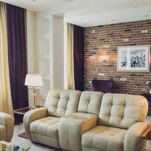 Фото из портфолио Квартира Лефортово – фотографии дизайна интерьеров на InMyRoom.ru