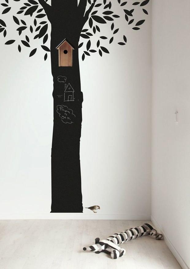 Фотография: Декор в стиле , Детская, Декор интерьера, Интерьер комнат, Обои – фото на InMyRoom.ru
