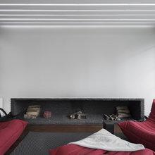 Фото из портфолио Пристройка к дому в поселке Новые Вешки – фотографии дизайна интерьеров на INMYROOM