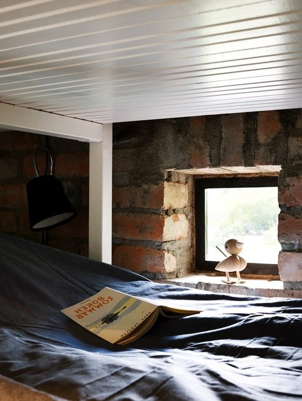 Фото из портфолио Таинственный дом в лесной глуши... – фотографии дизайна интерьеров на INMYROOM