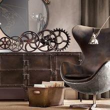Фото из портфолио Библиотеки – фотографии дизайна интерьеров на InMyRoom.ru