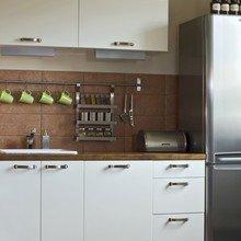 Фотография: Кухня и столовая в стиле Лофт, Интерьер комнат, HOFF, Системы хранения – фото на InMyRoom.ru
