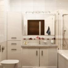 Фото из портфолио Свежие идеи для интерьера ванной комнаты от Design Ideas Crimea – фотографии дизайна интерьеров на INMYROOM