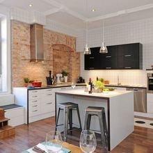 Фото из портфолио Кухни идеи – фотографии дизайна интерьеров на INMYROOM
