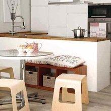 Фотография: Кухня и столовая в стиле Лофт, Интерьер комнат, Обеденная зона – фото на InMyRoom.ru