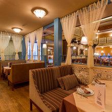 Фото из портфолио Ресторан в Раменках – фотографии дизайна интерьеров на INMYROOM