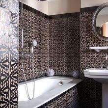 Фотография: Ванная в стиле Восточный, Декор интерьера, Декор дома, Марокканский – фото на InMyRoom.ru