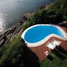 Фотография: Ландшафт в стиле , Дома и квартиры, Городские места, Отель, Бразилия – фото на InMyRoom.ru