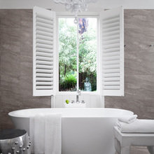 Фотография: Ванная в стиле Кантри, Дом, Австралия, Дома и квартиры – фото на InMyRoom.ru