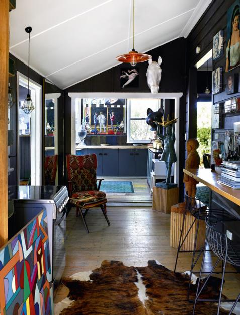 Фотография: Офис в стиле Скандинавский, Дома и квартиры, Интерьеры звезд – фото на INMYROOM