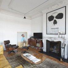 Фото из портфолио Элегантная простота – фотографии дизайна интерьеров на INMYROOM