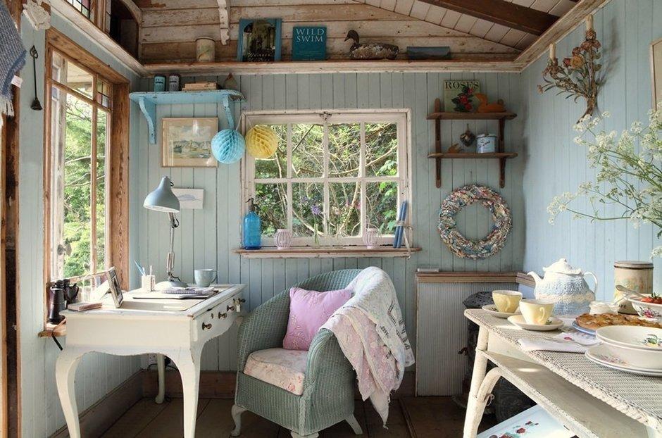 Фотография: Кухня и столовая в стиле Прованс и Кантри, Дом, Дома и квартиры, Дача, Шебби-шик – фото на InMyRoom.ru