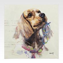 Картина Dog style