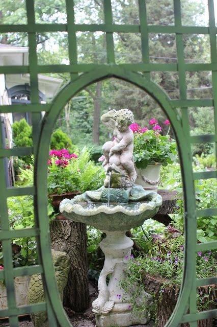 Фотография: Ландшафт в стиле , Декор интерьера, Декор дома, Сад, Кашпо – фото на InMyRoom.ru