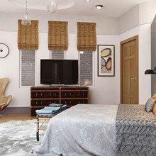 Фотография: Спальня в стиле Кантри, Современный, Декор интерьера, Квартира, Дом, Дома и квартиры, Илья Хомяков – фото на InMyRoom.ru