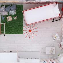 Фото из портфолио Детская для мальчика – фотографии дизайна интерьеров на INMYROOM