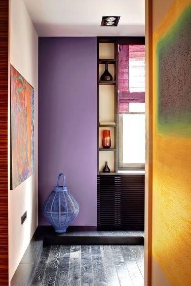 Фотография: Декор в стиле Восточный, Минимализм, Квартира, Цвет в интерьере, Дома и квартиры – фото на INMYROOM