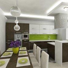 Фото из портфолио квартира ул. Любецкая, 38 – фотографии дизайна интерьеров на InMyRoom.ru