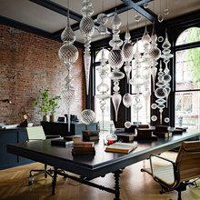 Фотография: Офис в стиле Лофт, Декор интерьера, Мебель и свет, Готический – фото на InMyRoom.ru