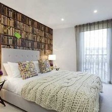 Фотография: Спальня в стиле Скандинавский, Декор интерьера, DIY, Дом – фото на InMyRoom.ru