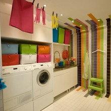 Фотография: Ванная в стиле Современный, Декор интерьера, Декор дома, Системы хранения – фото на InMyRoom.ru