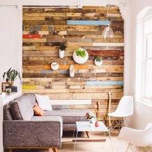 Фотография: Гостиная в стиле Скандинавский, Лофт, Декор интерьера, Декор дома – фото на InMyRoom.ru