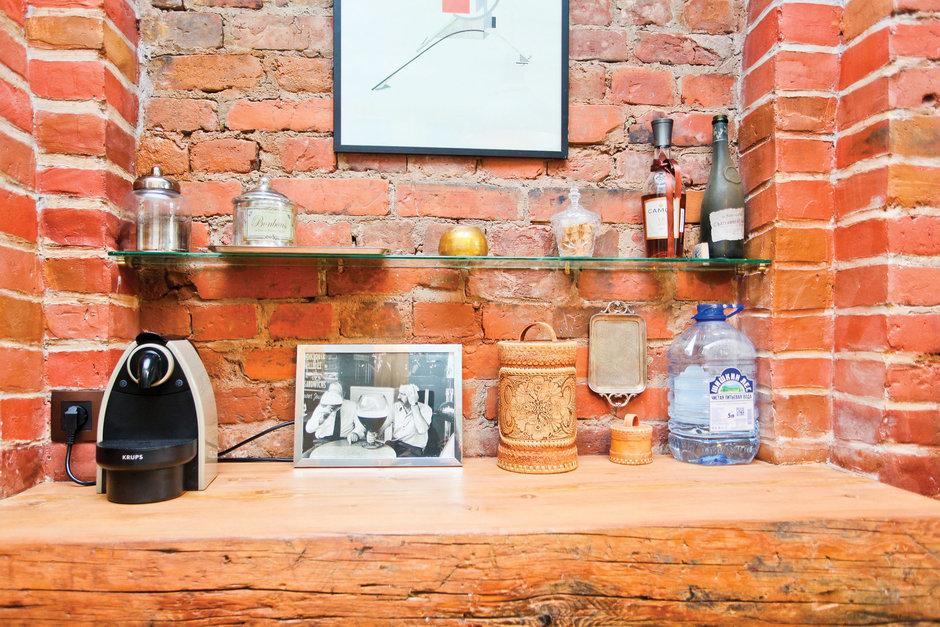 Фотография: Декор в стиле Лофт, Декор интерьера, Дом, Дома и квартиры, Стена – фото на InMyRoom.ru
