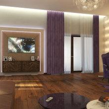 Фото из портфолио Чертовицы. Первый этаж – фотографии дизайна интерьеров на INMYROOM