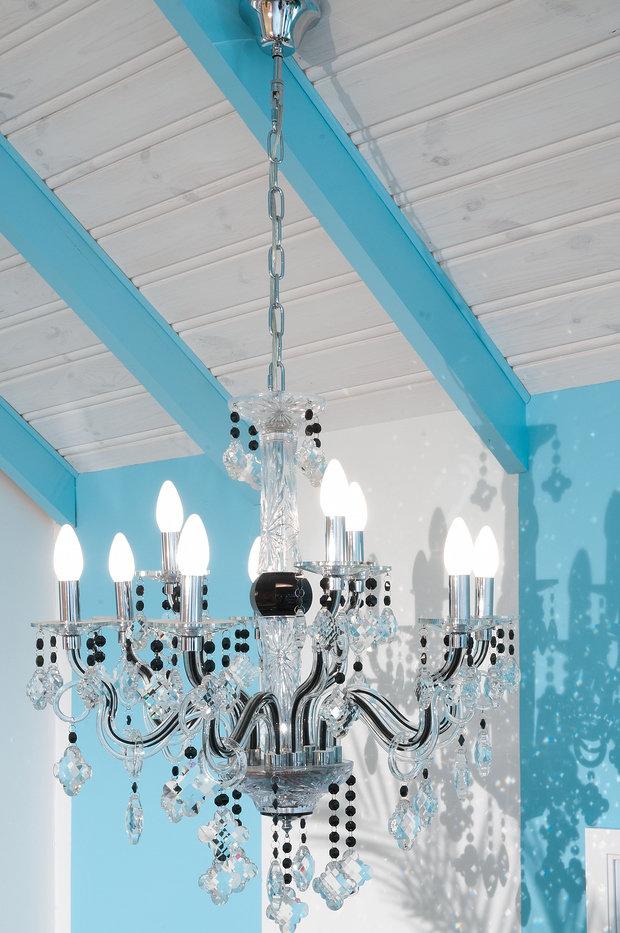 Фотография: Мебель и свет в стиле Восточный, Эклектика, Квартира, Дома и квартиры – фото на InMyRoom.ru