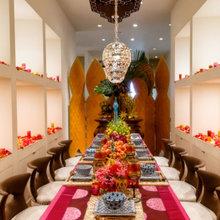 Фотография: Кухня и столовая в стиле Классический, Современный, Восточный – фото на InMyRoom.ru